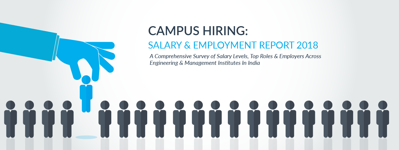 Campus Hiring Salary and Employment Report - Mettl Research