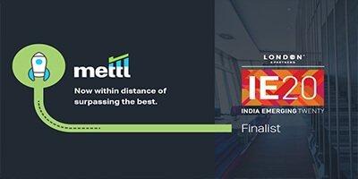 Mettl's Journey To The Top 50 Finalists Of India Emerging Twenty 2017